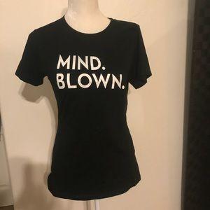Mind Blown T-Shirt SZ L